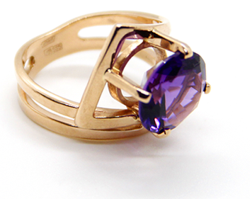 01lombard ring purple